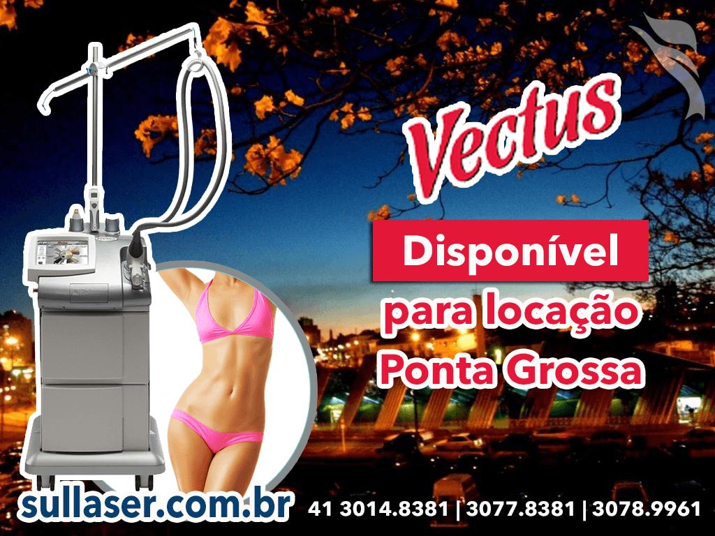 Locação Vectus Ponta Grossa