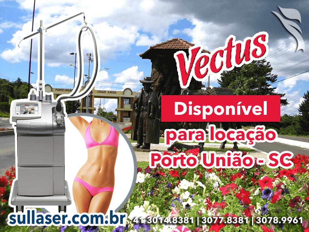 Locação Vectus Porto União